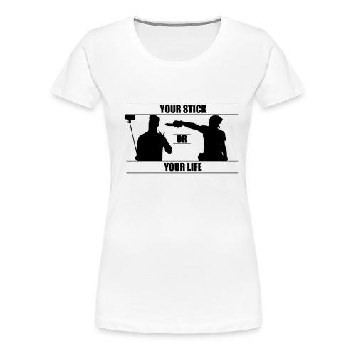 Stick Shirt 2015 - Camiseta premium mujer