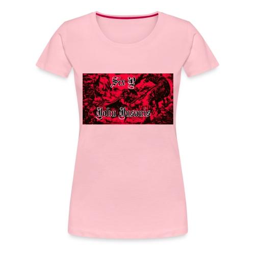 Six P & John Insanis termosmuki - Naisten premium t-paita