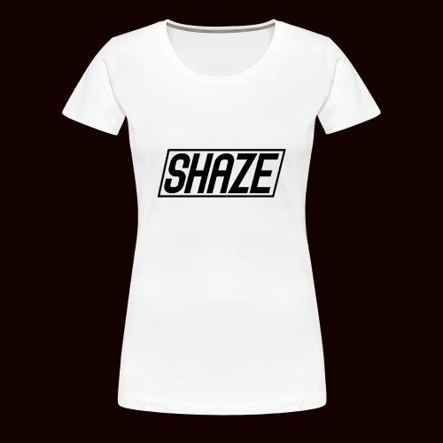 Shaze T-Shirt - Vrouwen Premium T-shirt