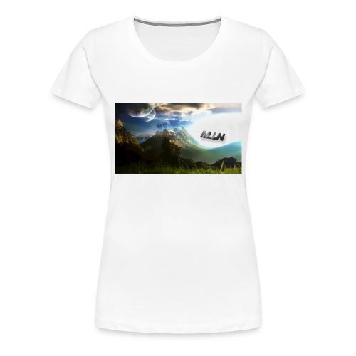 MTN Landschaft - Frauen Premium T-Shirt
