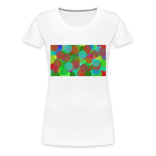 dotty - Premium-T-shirt dam