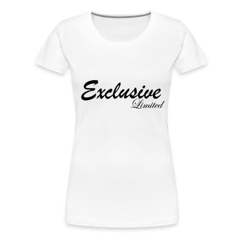 Exclusive Limited - Women's Premium T-Shirt