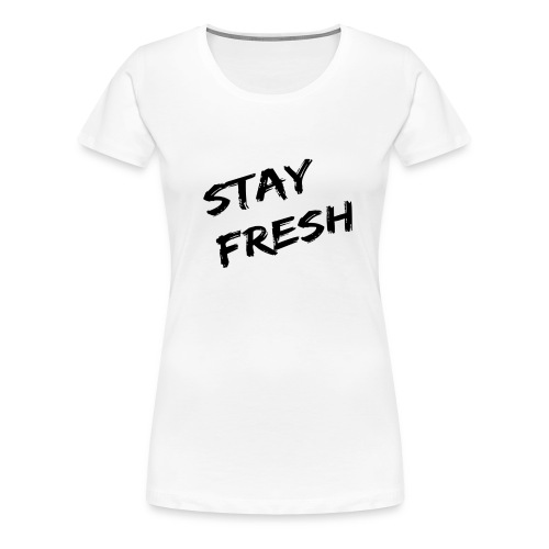 Fresh Long Top - Women's Premium T-Shirt