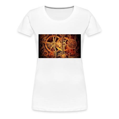45 jpg - Frauen Premium T-Shirt