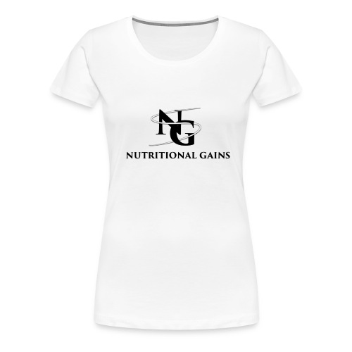 N-Gains-A - Women's Premium T-Shirt