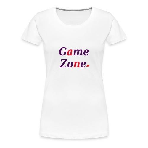 Game Boy - Frauen Premium T-Shirt