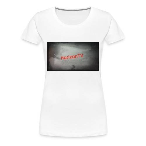 Bögre 01 (HorizonTV) - Women's Premium T-Shirt