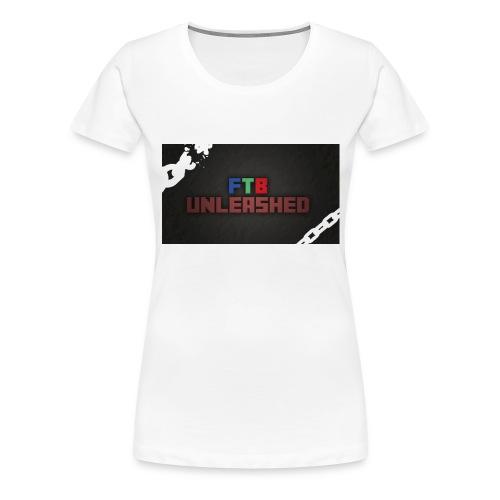 FEED THE BEST PILO CASE - Women's Premium T-Shirt
