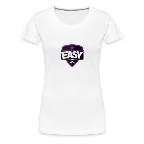 Team EasyFive snäpäri - Naisten premium t-paita