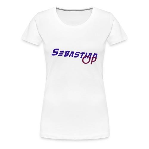 OP caps - Premium T-skjorte for kvinner