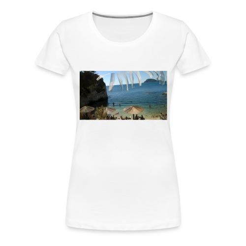 Cameo Island - Maglietta Premium da donna