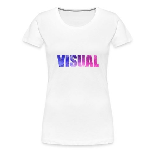 visualgamer - Women's Premium T-Shirt
