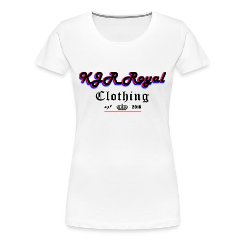 KJRRoyal T-shirt Special Design - Women's Premium T-Shirt