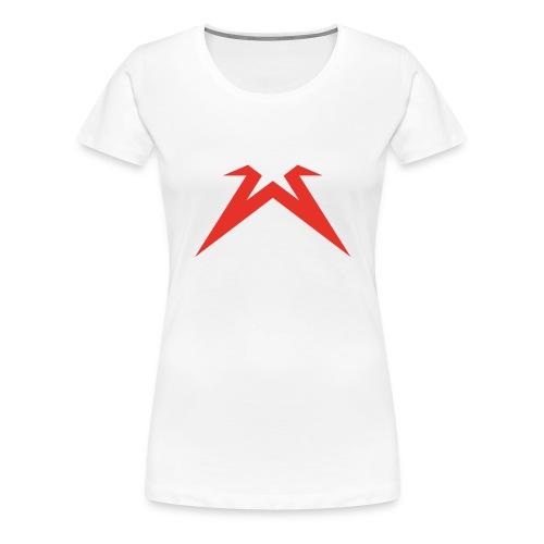 Official Wezza T-Shirt - Women's Premium T-Shirt