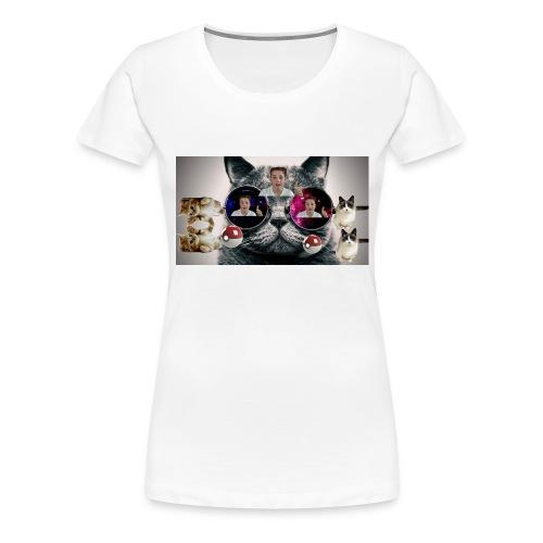 cats - Women's Premium T-Shirt