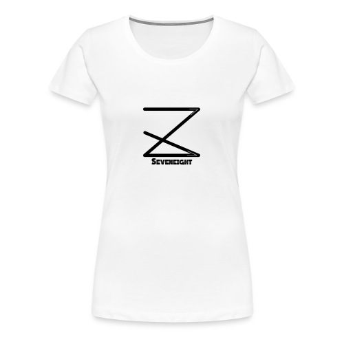 Seveneight - Frauen Premium T-Shirt