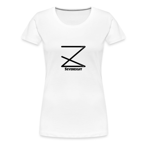 Seveneight Manches longues - Frauen Premium T-Shirt
