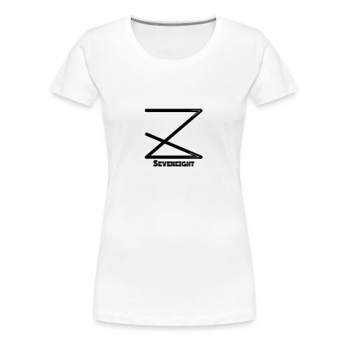 Seveneight Manches longues - T-shirt Premium Femme