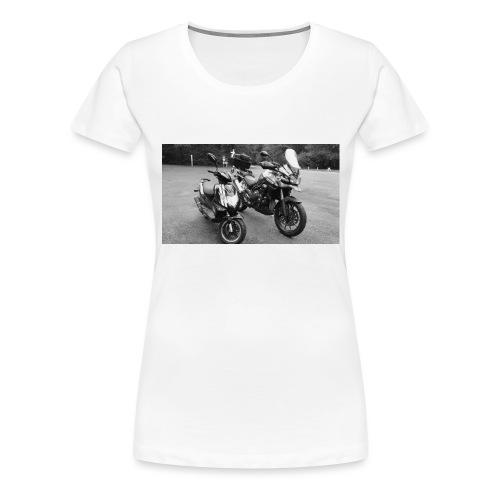 50cc ft 1200cc ! - T-shirt Premium Femme