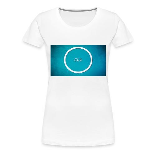 CaptainLuc1 - Premium T-skjorte for kvinner