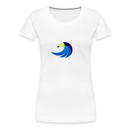 eagle - T-shirt Premium Femme