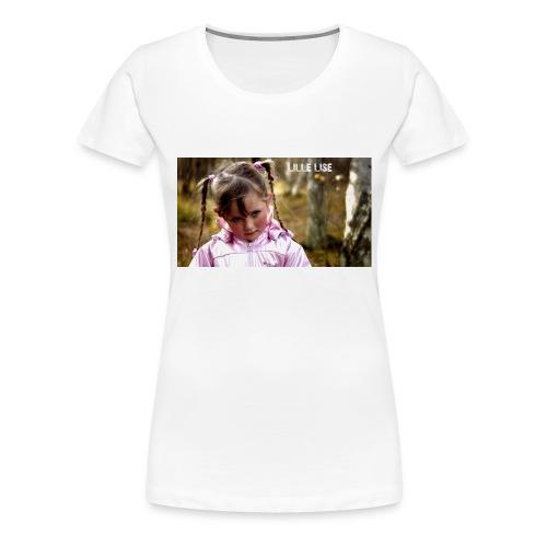 Lille Lise Picture - Women's Premium T-Shirt