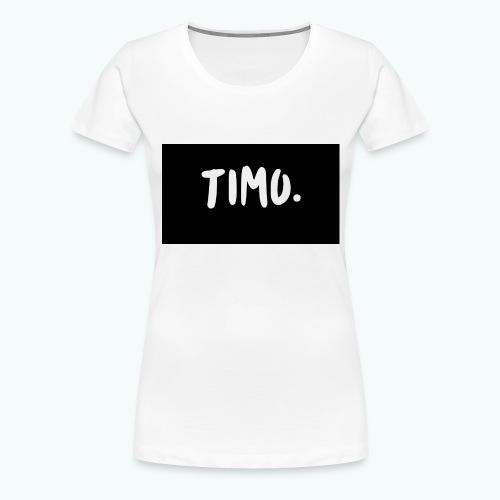 Ontwerp - Vrouwen Premium T-shirt