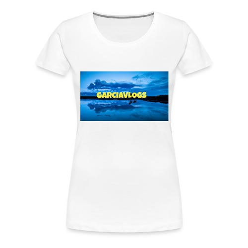 Garciavlogs - Camiseta premium mujer