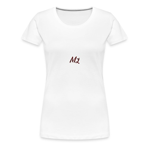 ML merch - Women's Premium T-Shirt