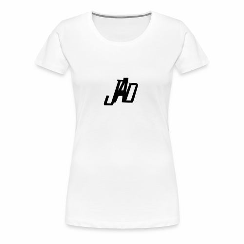 Jenna Adler Designs - Premium-T-shirt dam