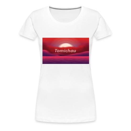 tomichau - T-shirt Premium Femme