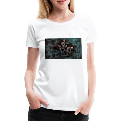 Dreamland - Frauen Premium T-Shirt