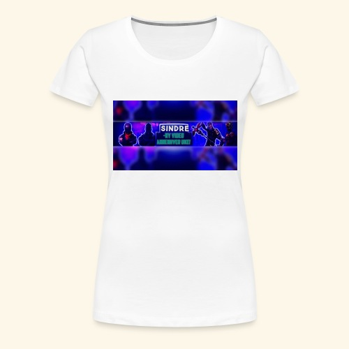 ting med ny banner!!! - Premium T-skjorte for kvinner
