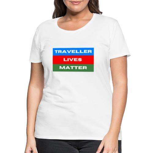 TLM 2Tr - Premium-T-shirt dam