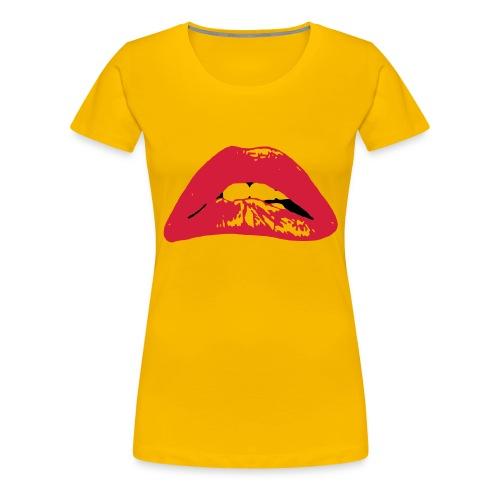 horror - Vrouwen Premium T-shirt