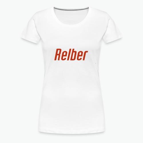 Relber Cycling - Camiseta premium mujer
