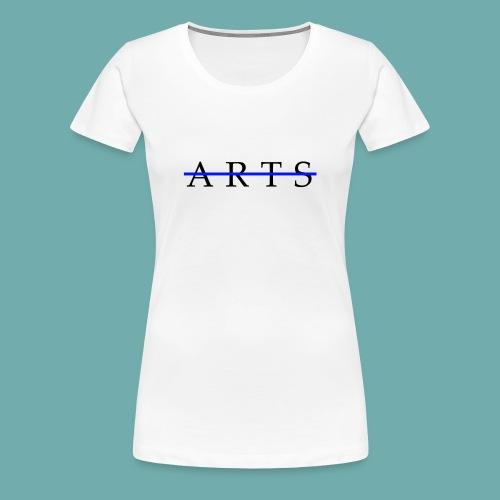 Arts Pulli - Frauen Premium T-Shirt