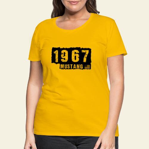 1967 - Dame premium T-shirt