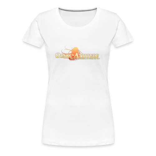 logo oa v3 v1 fond clair - T-shirt Premium Femme