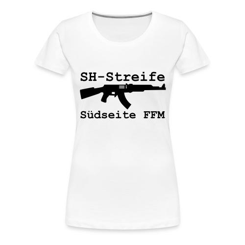 SHS Logo Standard - Frauen Premium T-Shirt