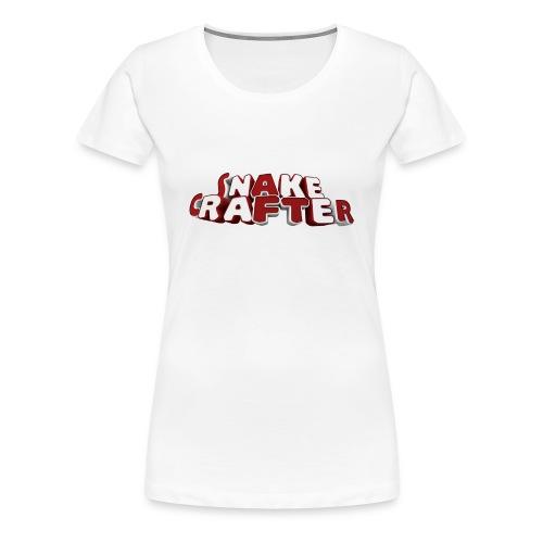Kauft meinen Merch pls pls!!!! - Frauen Premium T-Shirt