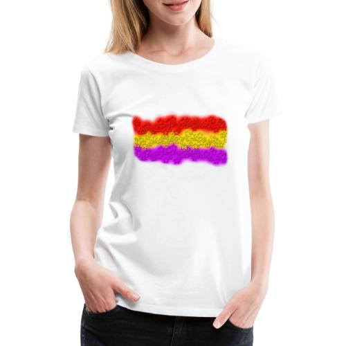 republica 001 - Camiseta premium mujer