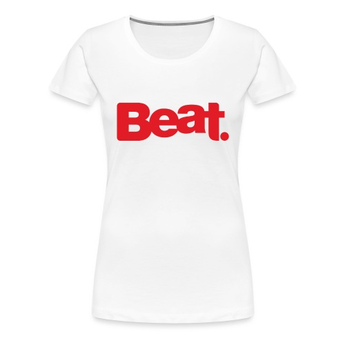 Beat Mug - Women's Premium T-Shirt