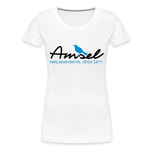 ATMO Amsel - Frauen Premium T-Shirt
