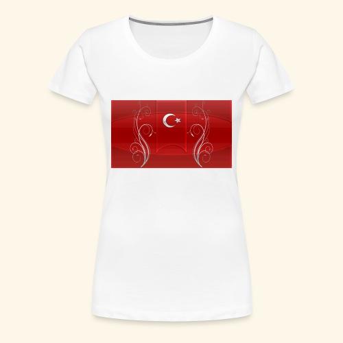 Tuerkiye - Frauen Premium T-Shirt