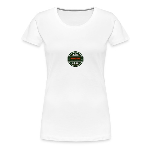 Myrefiske - Premium-T-shirt dam
