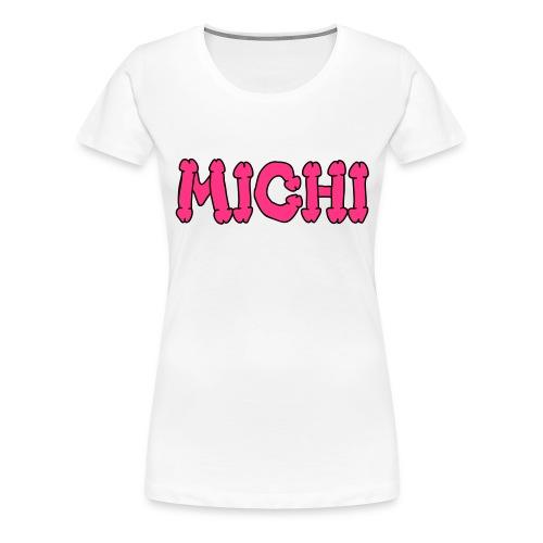 Michi - Frauen Premium T-Shirt