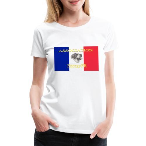 EnergyFR - T-shirt Premium Femme