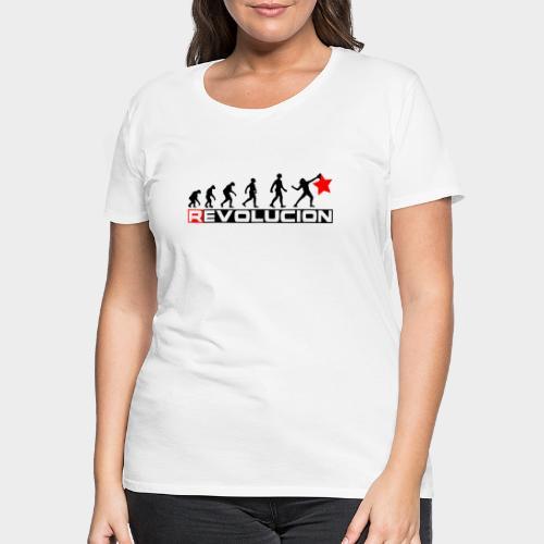 REVOLUCION - Camiseta premium mujer