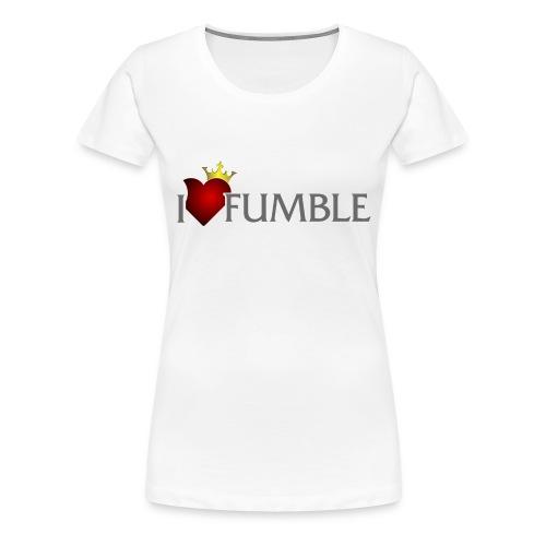 cup - Women's Premium T-Shirt